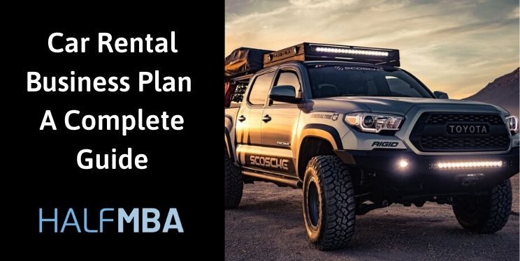 Car Rental Business Plan | A Complete Guide 12