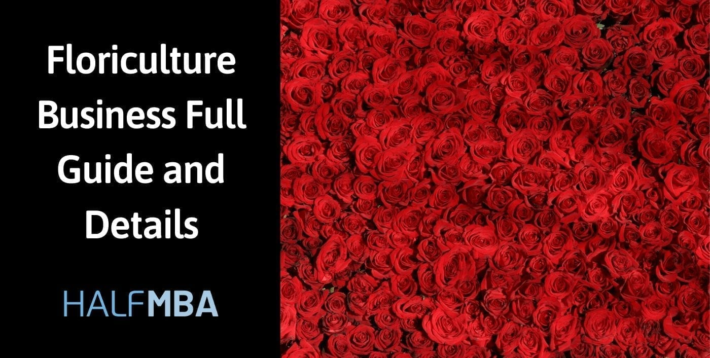 Floriculture Business In India