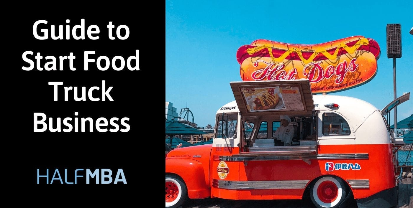 6 Step Guide to Start Food Truck Business