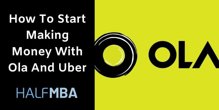 Ola And Uber Cab Business Opportunity In 2020: Let's Drive Money 9