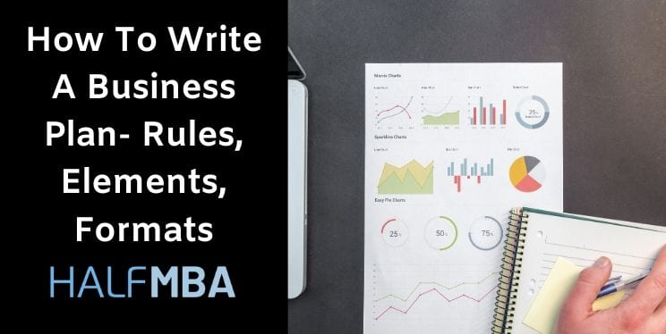 How To Write A Business Plan – Rules, Elements, Formats