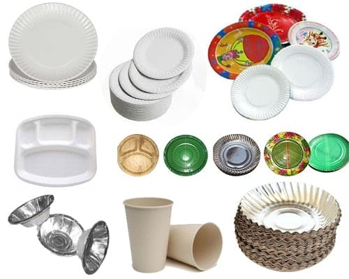 paper cups and plates manufacturing business