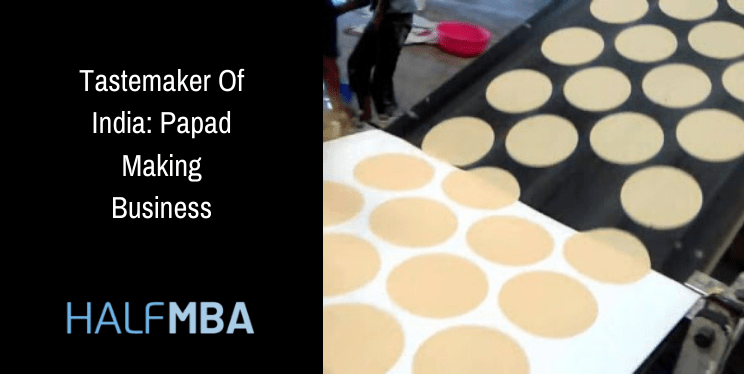 Papad Making Business: Tastemaker Of India 6