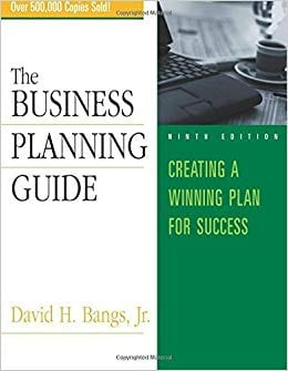 The Business Planning Guide by David H. Bangs Jr.