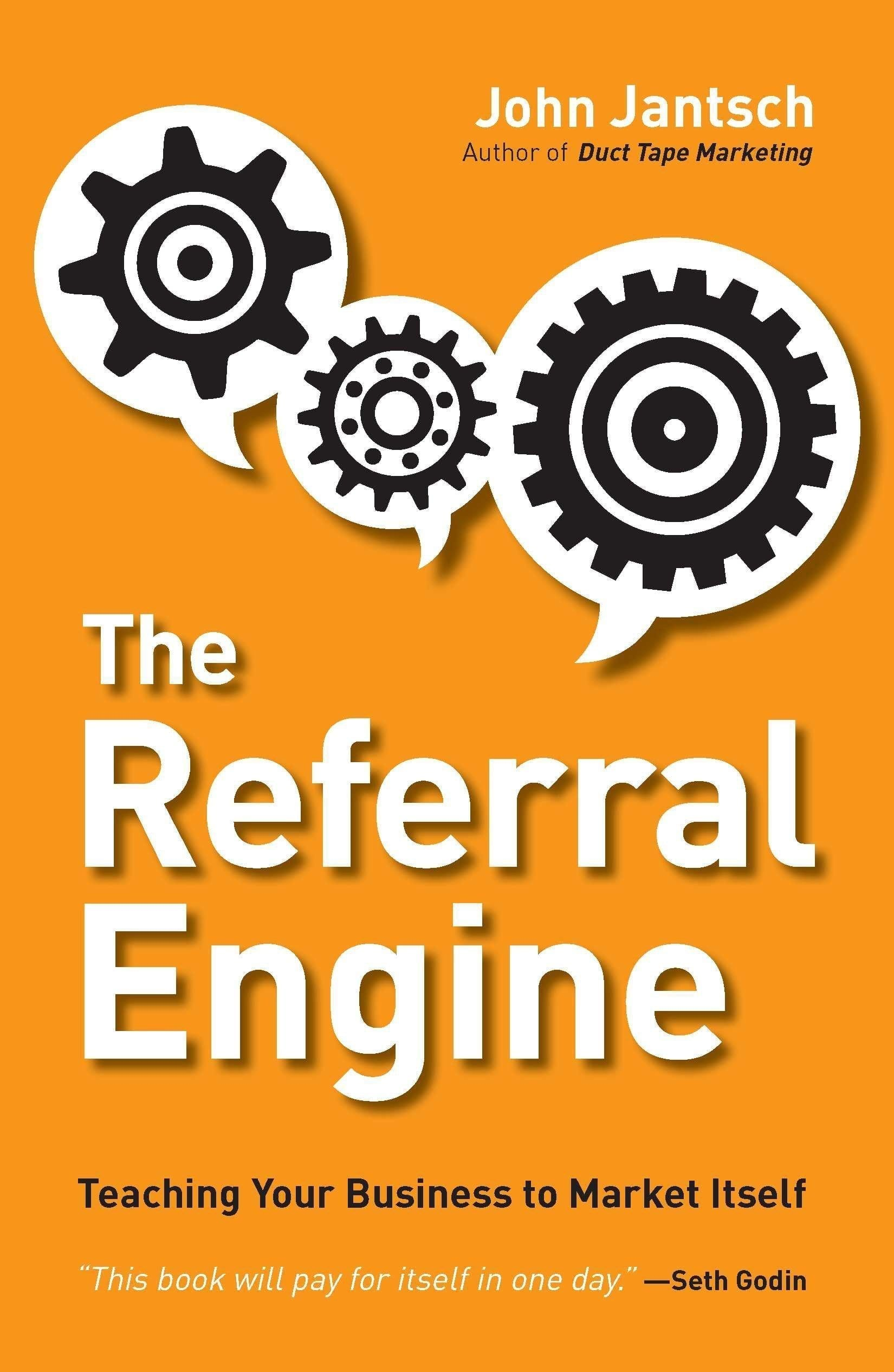 The Referral Engine John Jantsch