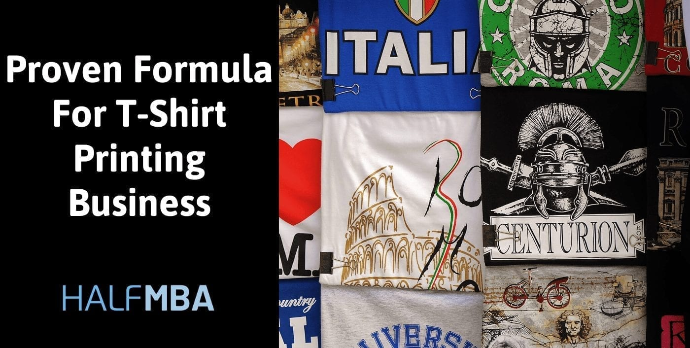 How to Start a T-Shirt Business | A Complete Guide