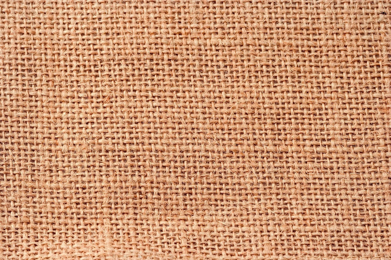 raw material for jute bag