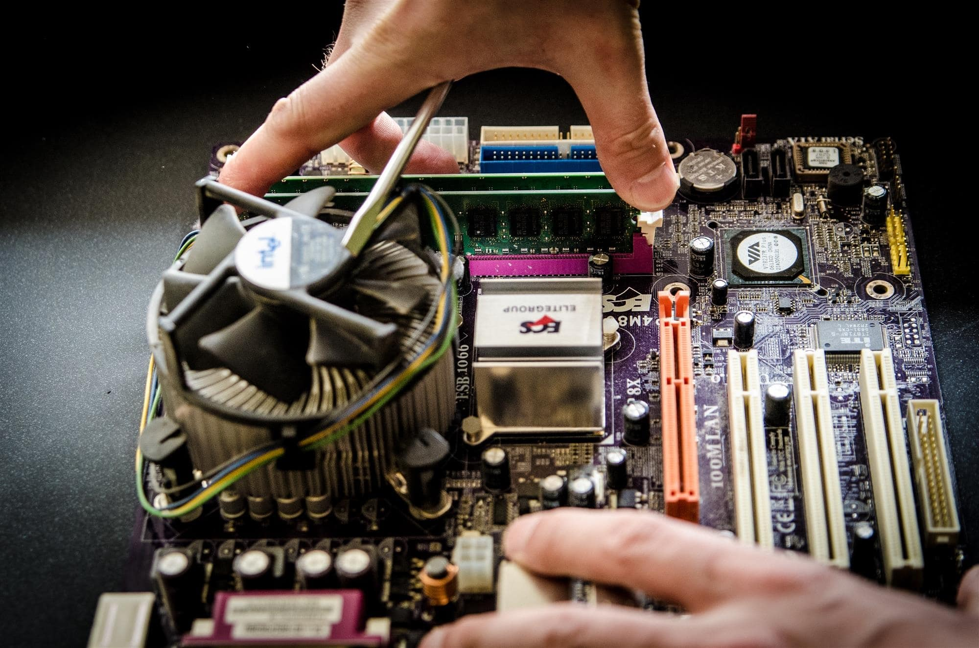 Professional Certification required to start  Computer Repair services