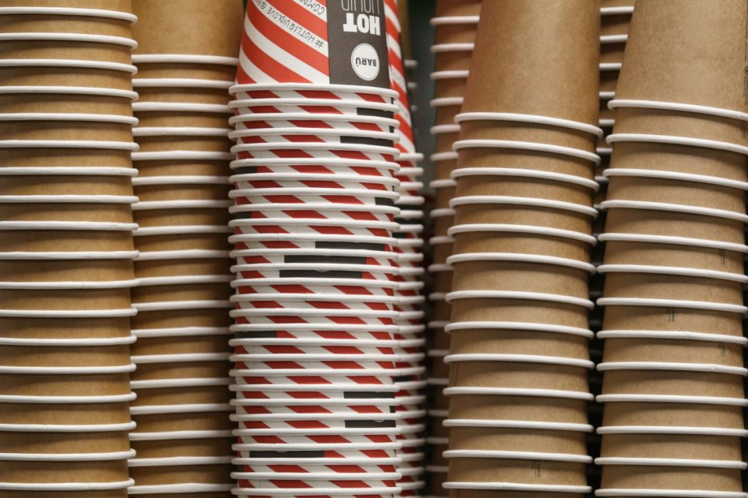Paper Cup Manufacturing